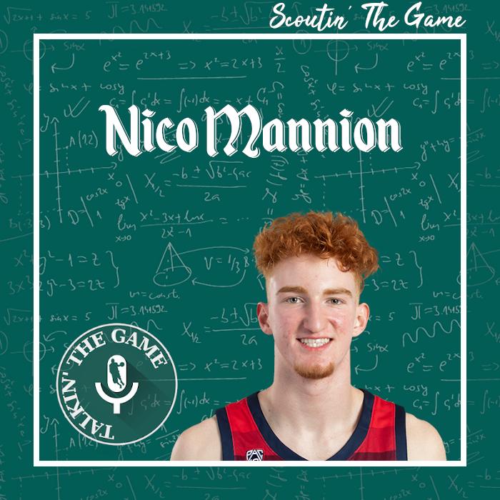 Scoutin' The Game: Nico Mannion
