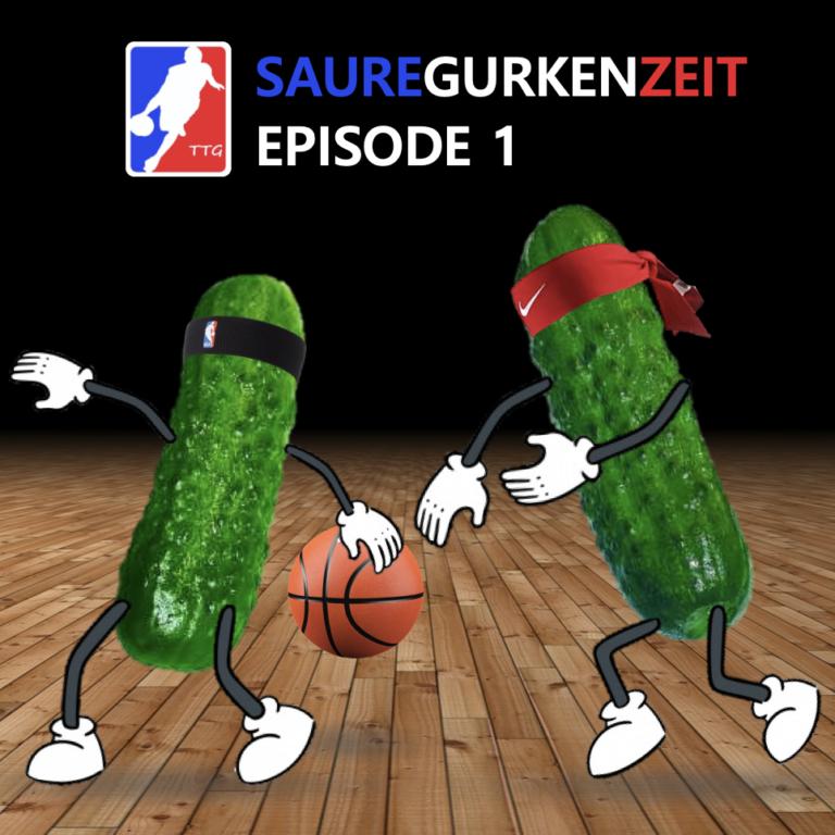Saure-Gurken-Zeit, Teil 1