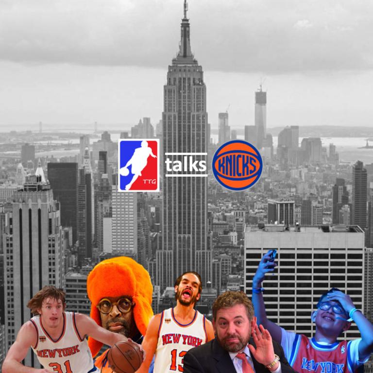 Sonderpod 1 – Die New York Knicks