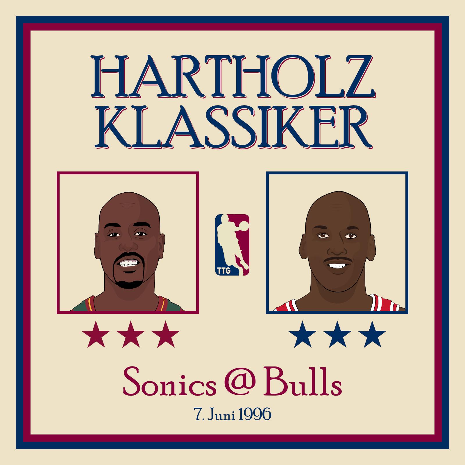 POD #96 – Hartholz-Klassiker, Spiel 2