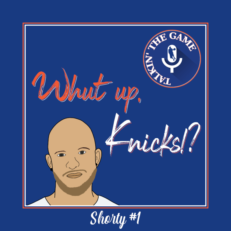 Shorty: Marius über die New York Knicks