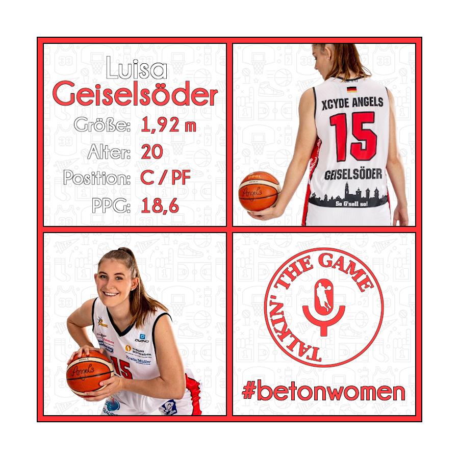 Pod #102 – Pre-Draft-Interview mit Luisa Geiselsöder