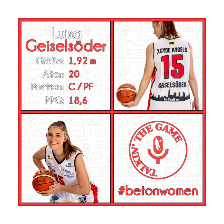 Pre-Draft-Interview mit Luisa Geiselsöder