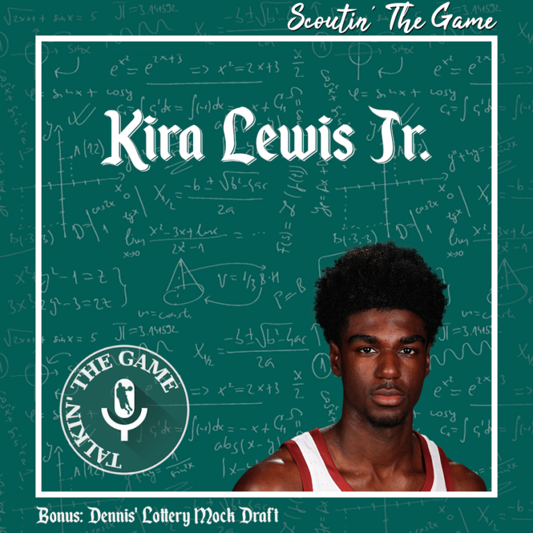 Scoutin' The Game: Kira Lewis Jr.