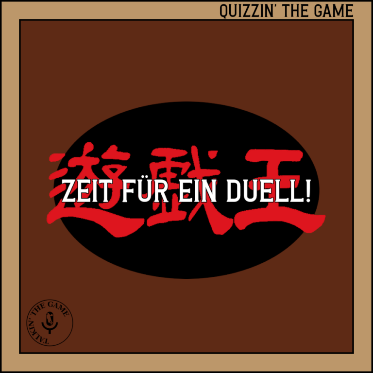 Quizzin' The Game – Duell Edition