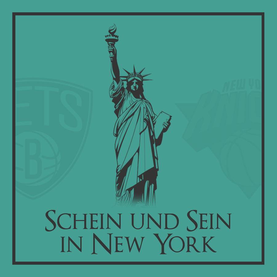 Schein und Sein in New York