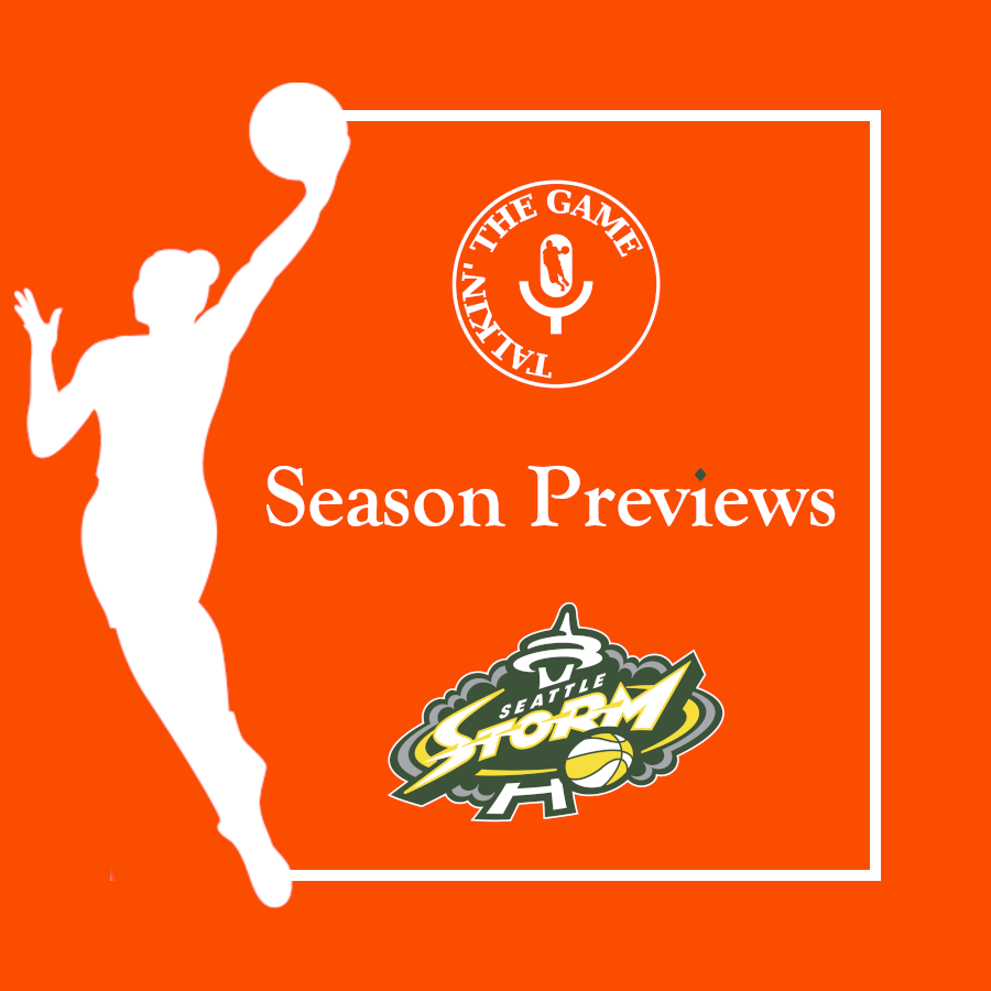 WNBA Season Preview #2: Seattle Storm