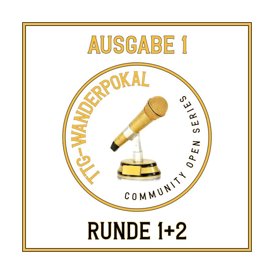 TTG Wanderpokal #1, Quiz-Runde 1+2