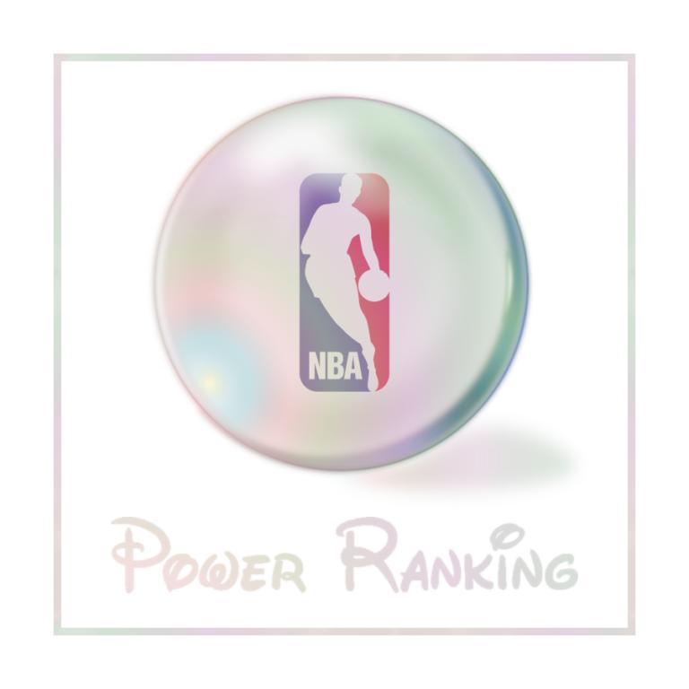 Bubble-Power-Ranking