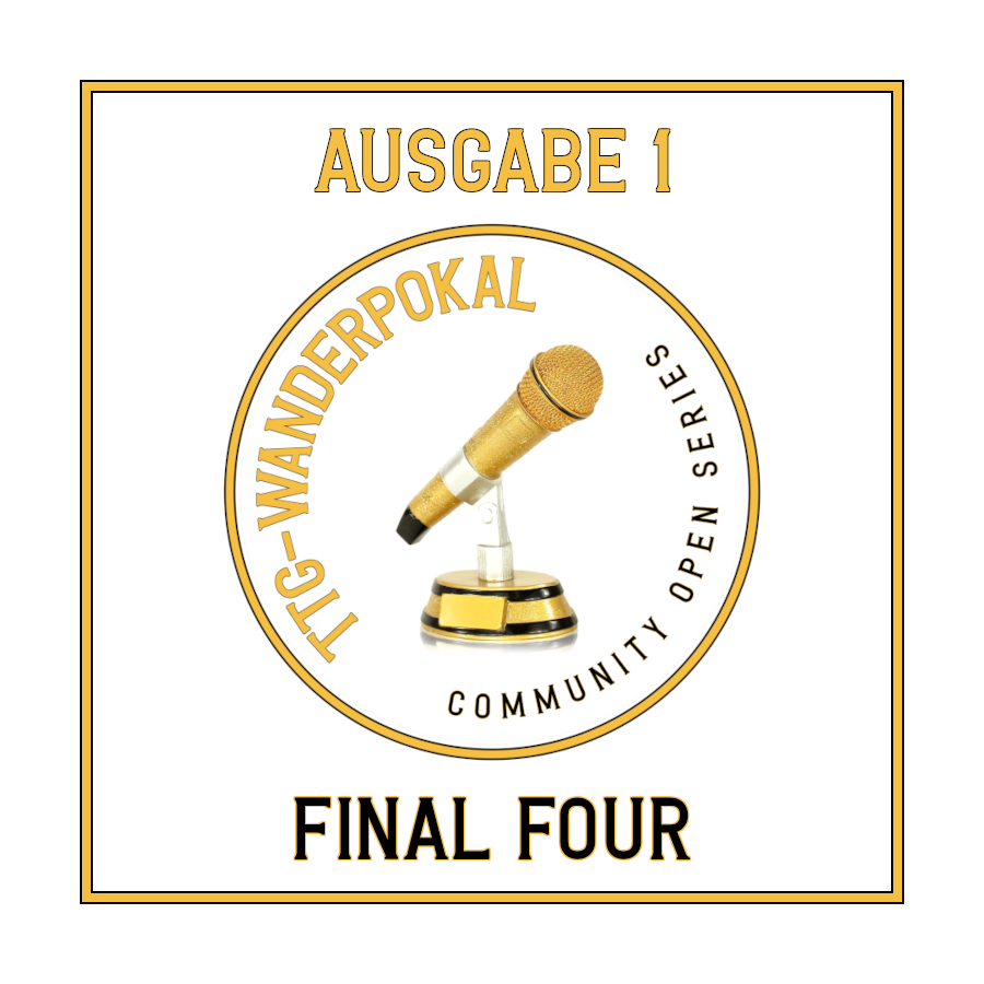 Pod #145 – TTG Wanderpokal #1, Final Four