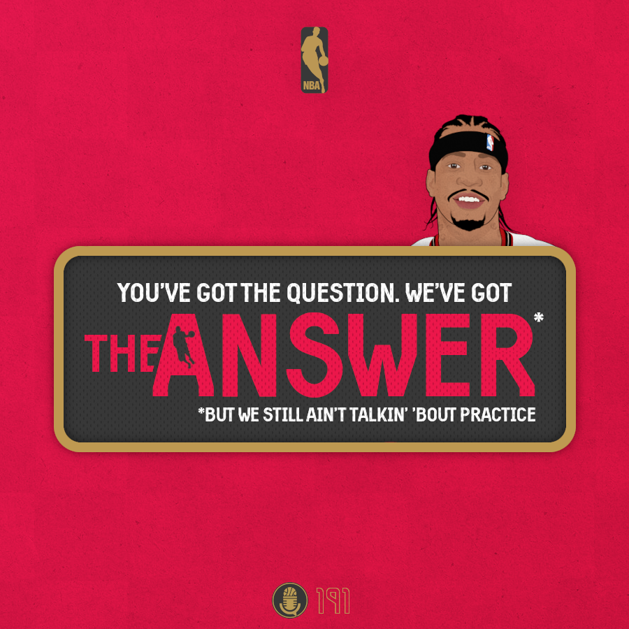 Pod #191 – The Answer, Ep.1