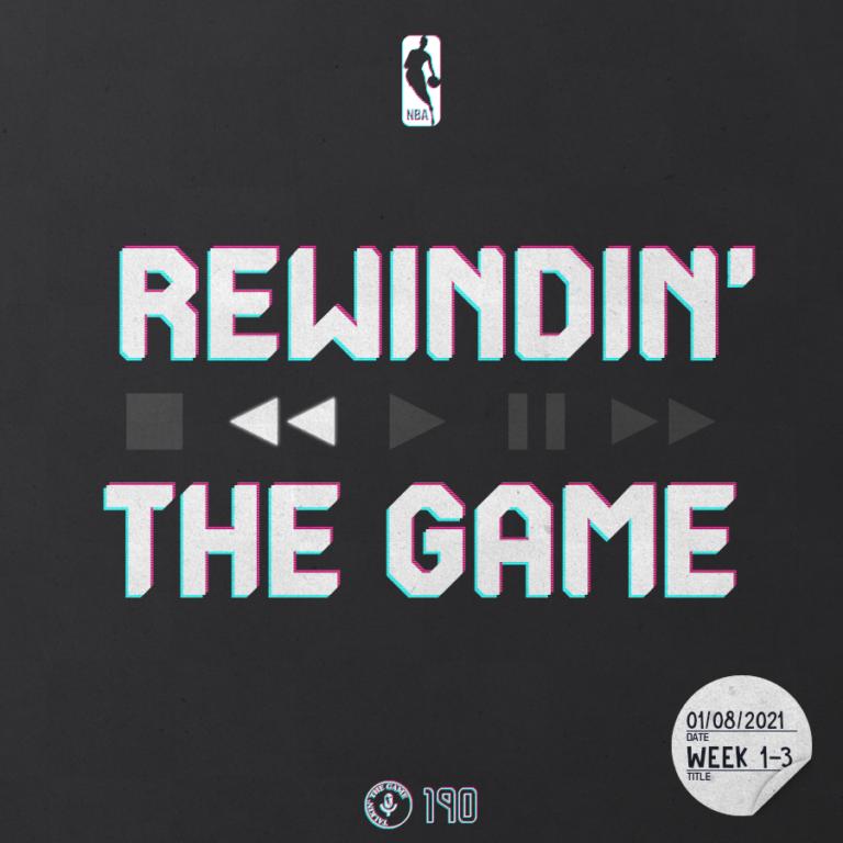Rewindin' The Game –Wochen 1-3