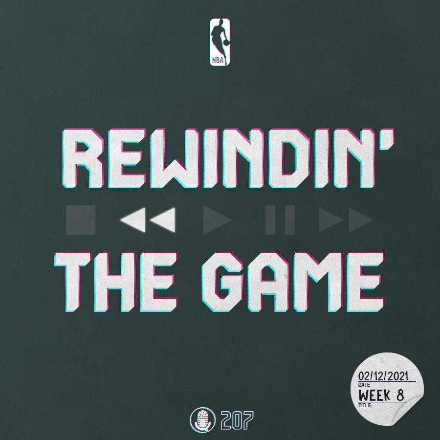 Pod #207 – Rewindin' The Game,Woche 8