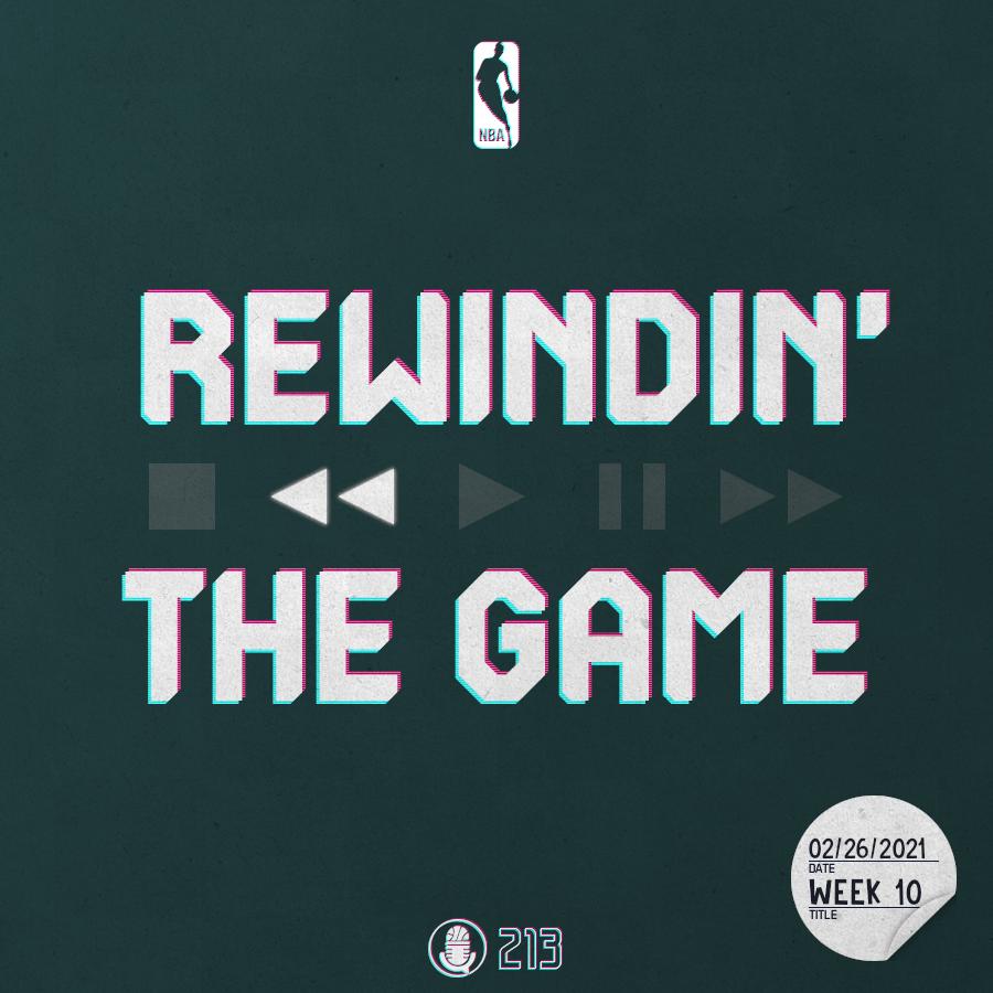 Pod #213 – Rewindin' The Game,Woche 10