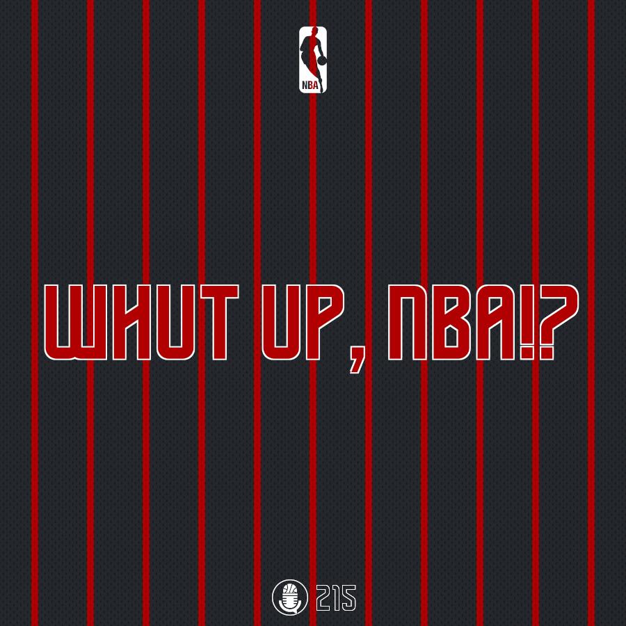 Pod #215 – Whut up, NBA!? Ep.2