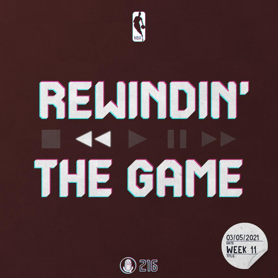 Pod #216 – Rewindin' The Game,Woche 11