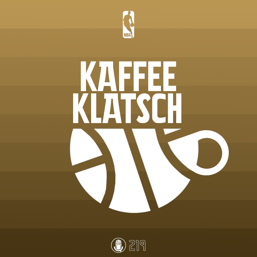 Pod #219 – NBA-Kaffeeklatsch