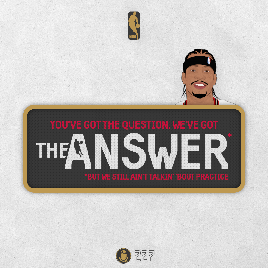 Pod #227 – The Answer, Ep.9