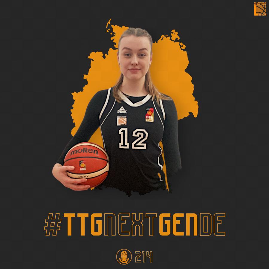 Pod #214 – #TTGNextGenDE / Lina Sontag