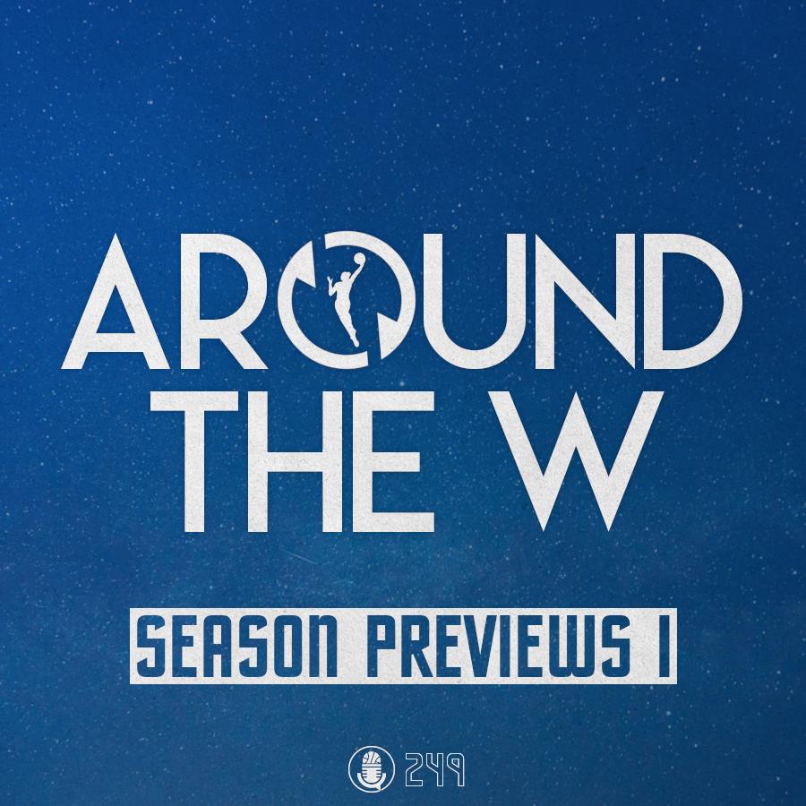 Pod #249 – Around The W / Per Anhalter durch die WNBA (I)