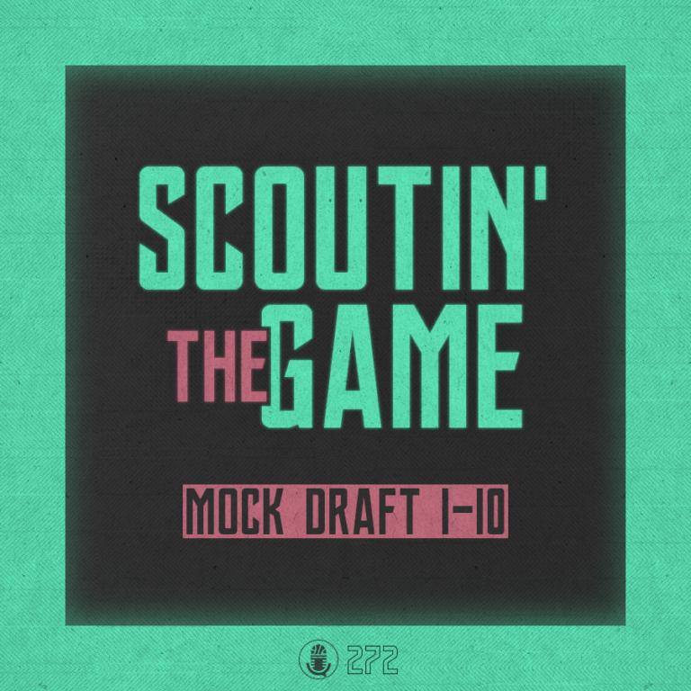 Scoutin' The Game: Mock Draft 2021 – Picks 1-10