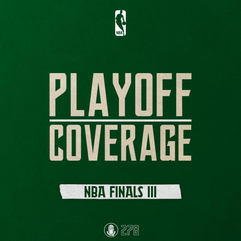 TTG Playoff Coverage – NBA Finals (Ep. 12)