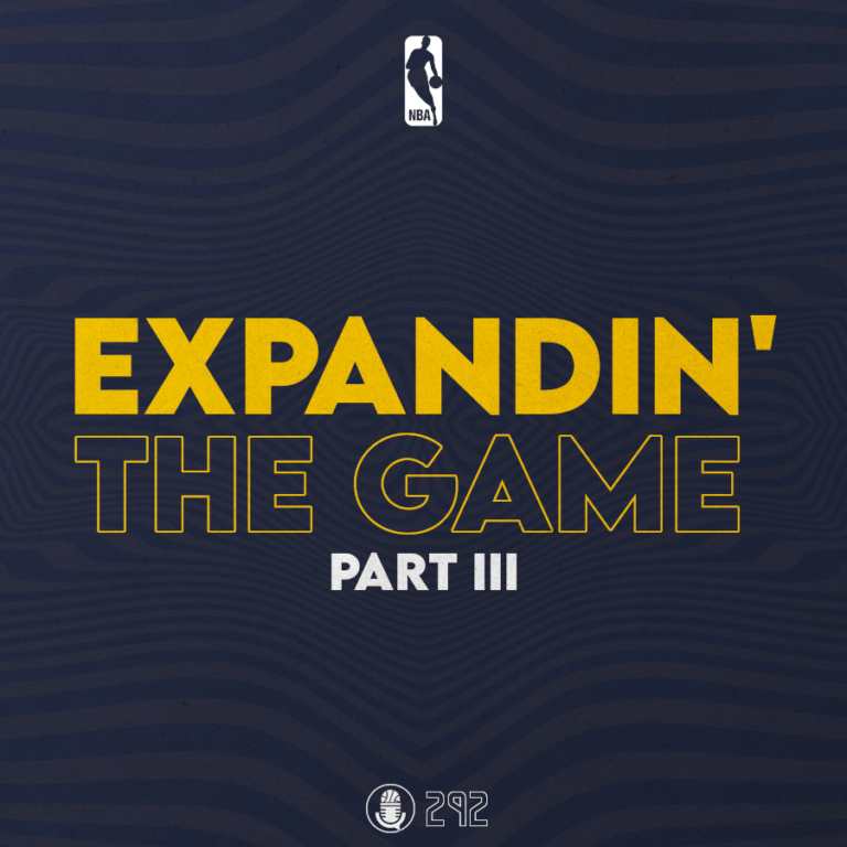 Expandin' The Game, Pt.3