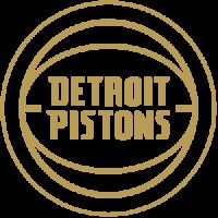 Pistons gold